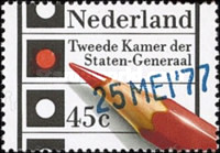 [Election - Overprinted, Typ ZG1]