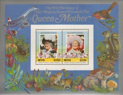 [Leaders of the World - Life and Times of Queen Elizabeth the Queen Mother, Typ ]