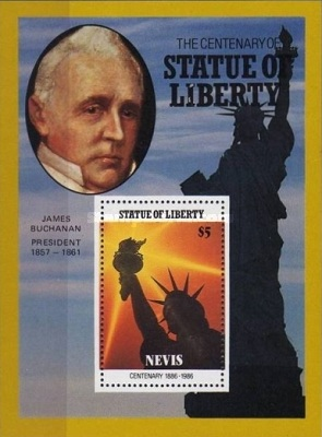 [The 100th Anniversary of Statue of Liberty, Typ ]