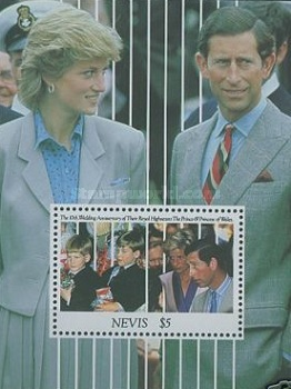 [The 10th Wedding Anniversary of Prince and Princess of Wales, Typ ]