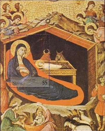 [Christmas - Religious Paintings by Duccio di Buoninsegna, Typ ]
