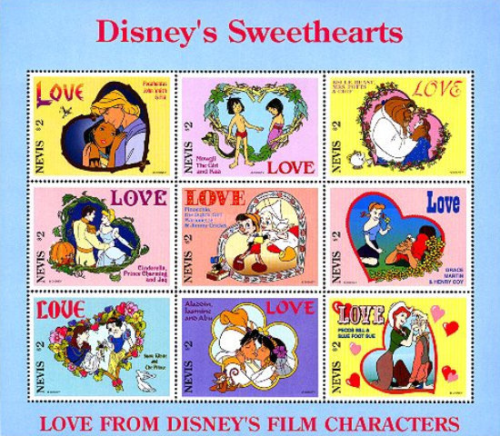 [Disney Sweethearts, Typ ]