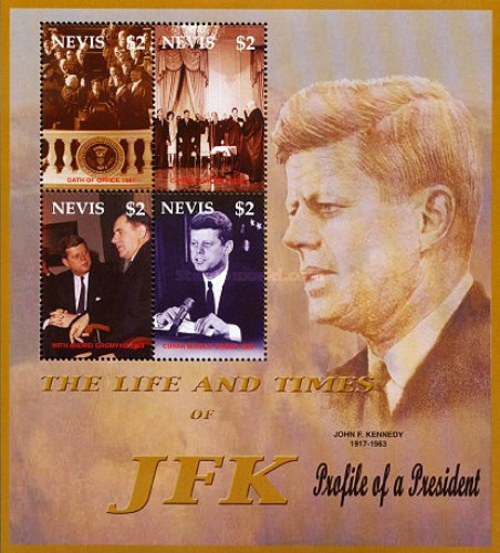 [The Life and Times of President John F. Kennedy, Typ ]
