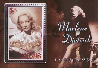 [The 10th Anniversary of the Death of Marlene Dietrich, Typ ]