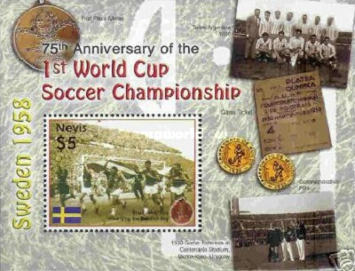 [The 75th Anniversary of First Football World Cup, Typ ]