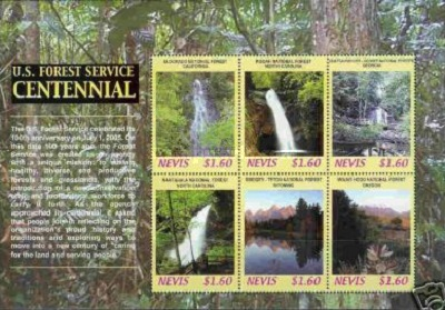 [The 100th Anniversary of United States Forest Service, Typ ]