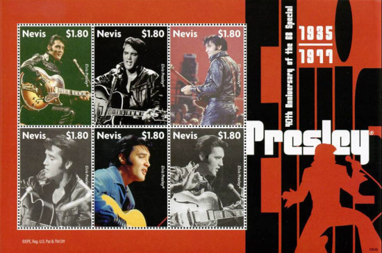 [Elvis Presley - The 40th Anniversary of the 68 Special, Typ ]