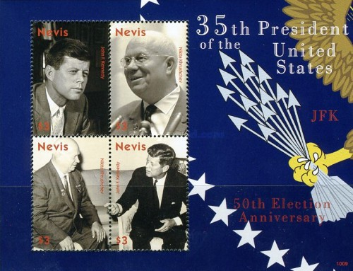 [The 50th Anniversary of the Election of John F. Kennedy, 1917-1963 as President of the United States, Typ ]