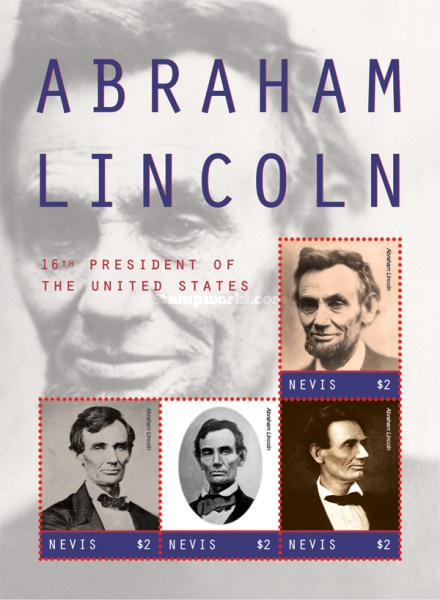 [Abraham Lincoln, 1809-1865, Typ ]