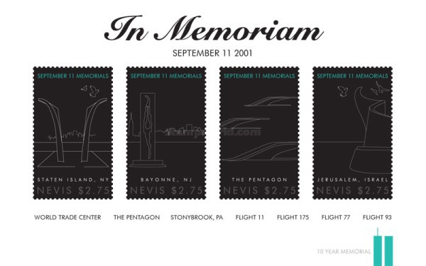 [September 11th 2001 Memorial, Typ ]