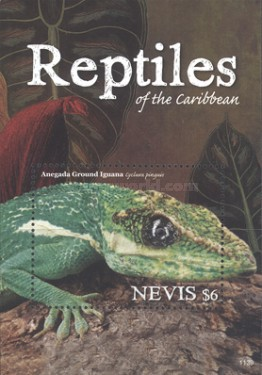 [Fauna - Reptiles of the Caribbean, Typ ]
