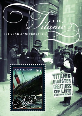 [The 100th Anniversary of the Titanic Disaster, Typ ]