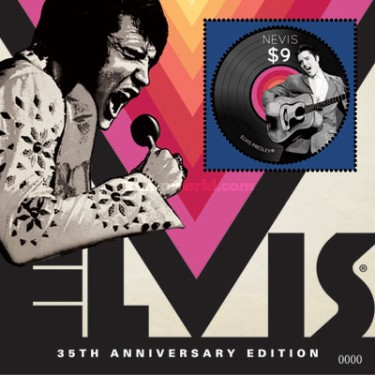 [The 35th Anniversary of the Death of Elvis Presley, 1935-1977, Typ ]
