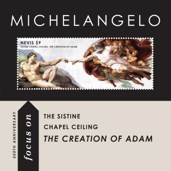 [The 500th Anniversary of the Sistine Chapel by Michelangelo, Typ ]