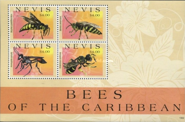 [Bees of the Caribbean, Typ ]