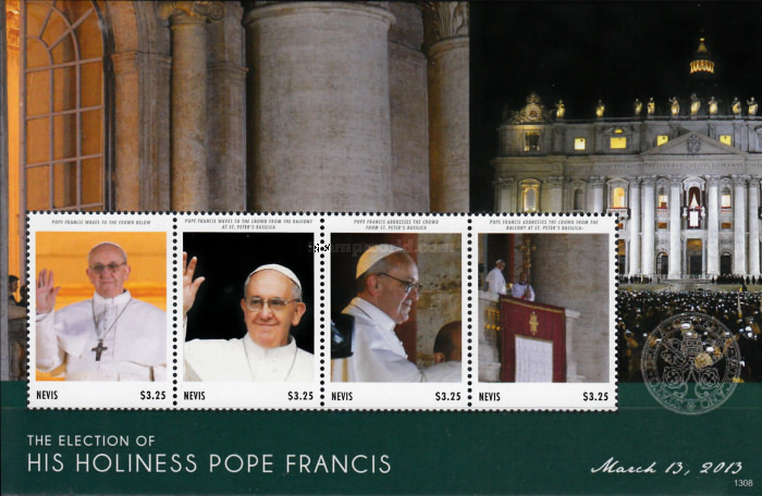 [Election of Pope Francis, Typ ]