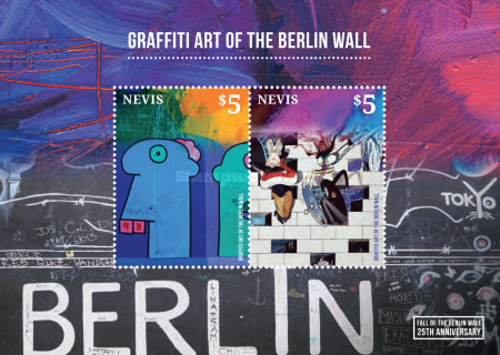 [The 25th Anniversary of the Fall of the Berlin Wall, Typ ]