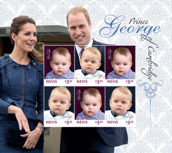 [Royal Baby - Prince George of Cambridge, Typ ]