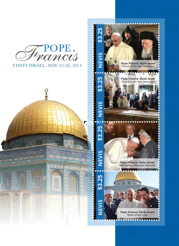 [Pope Francis Visits Israel, Typ ]