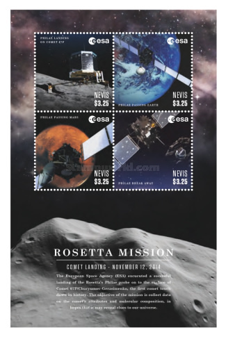 [Space Missions - Rosetta, Typ ]