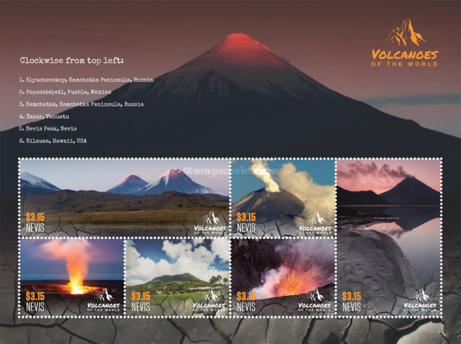 [Volcanoes of the World, Typ ]