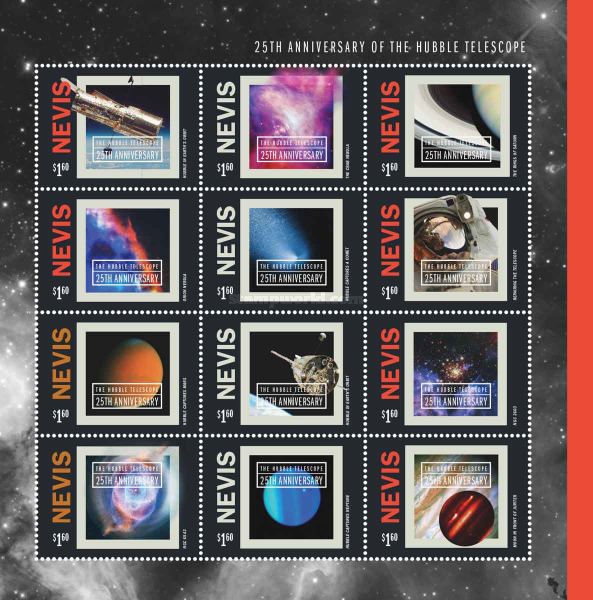 [The 25th Anniversary of the Hubble Telescope, Typ ]