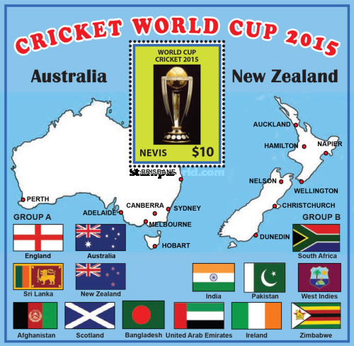 [Cricket World Cup - Australia & New Zealand, Typ ]