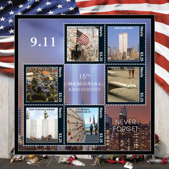 [The 15th Anniversary of the September 11 Attacks, Typ ]