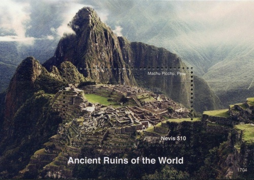 [Ancient Ruins of the World, Typ ]