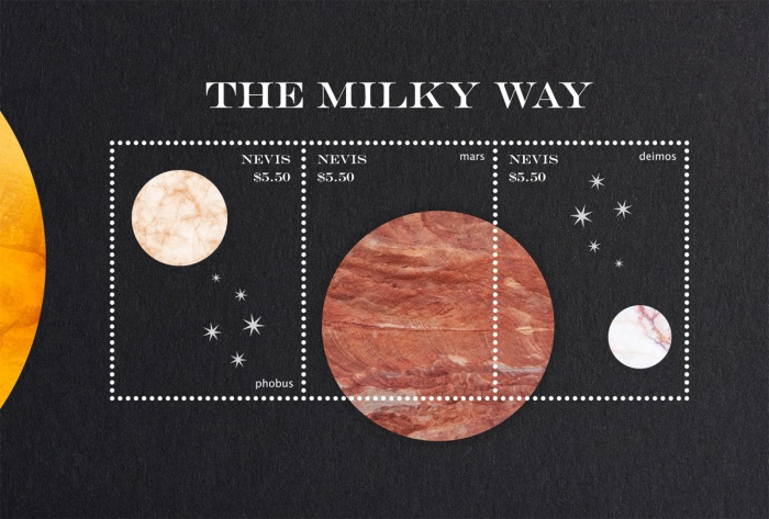 [Space - The Milky Way, Typ ]