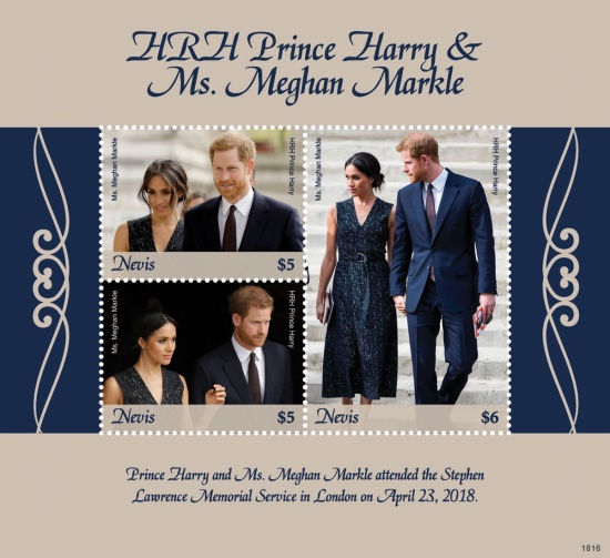 [Prince Harry and Meghan Markle, Typ ]