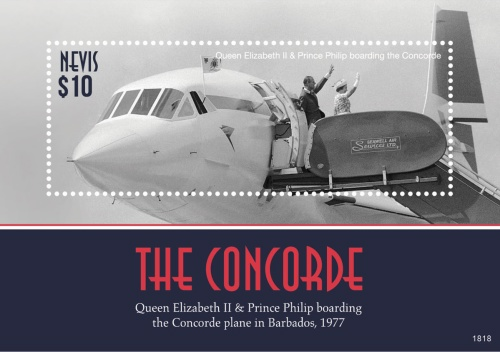 [The Concorde, Typ ]
