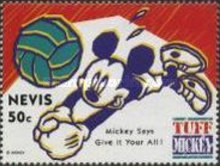 [Sports and Pastimes - Walt Disney Cartoon Characters, Typ AAU]