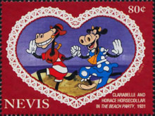 [Disney Sweethearts - Walt Disney Cartoon Characters, Typ ADU]