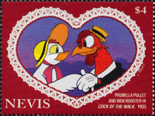 [Disney Sweethearts - Walt Disney Cartoon Characters, Typ ADX]