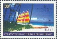 [The 5th Anniversary of Four Seasons Resort, Nevis, Typ AIR]