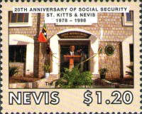[The 20th Anniversary of Social Security Board, Typ AQI]