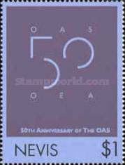 [The 50th Anniversary of Organization of American States, Typ ATH]