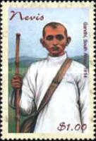 [The 50th Anniversary of the Death of Mahatma Gandhi, 1869-1948, Typ ATM]