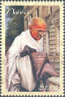 [The 50th Anniversary of the Death of Mahatma Gandhi, 1869-1948, Typ ATN]
