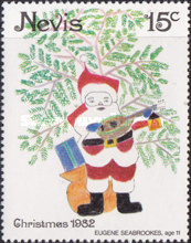 [Christmas - Children's Paintings, Typ AX]