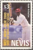 [West Indies Cricket Tour and 100th Test Match at Lord's, Typ BEJ]