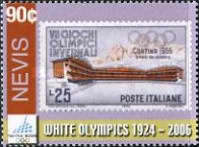 [Winter Olympic Games - Turin, Italy, Typ CAX]