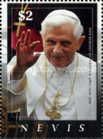 [Pope Benedict XVI - First Visit to the United States, Typ CGJ]