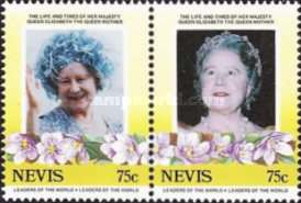 [Leaders of the World - Life and Times of Queen Elizabeth the Queen Mother, Typ IR]