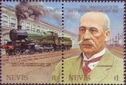 [The 150th Anniversary of Great Western Railway, Typ JD]