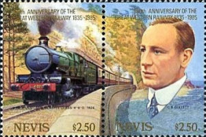 [The 150th Anniversary of Great Western Railway, Typ JF]