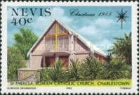 [Christmas - Churches of Nevis, Typ JT]