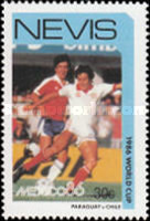 [Football World Cup - Mexico 1986, Typ LM]