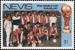 [Football World Cup - Mexico 1986, Typ LP]